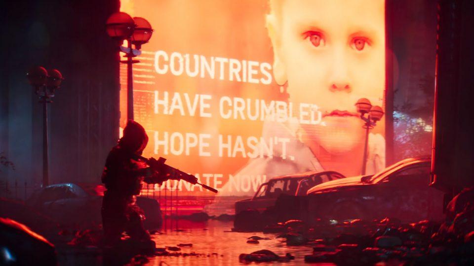 "Battlefield 2042 ""Exodus"" Short Film by Åkerström Kryler and Important Looking Pirates | STASH MAGAZINE"