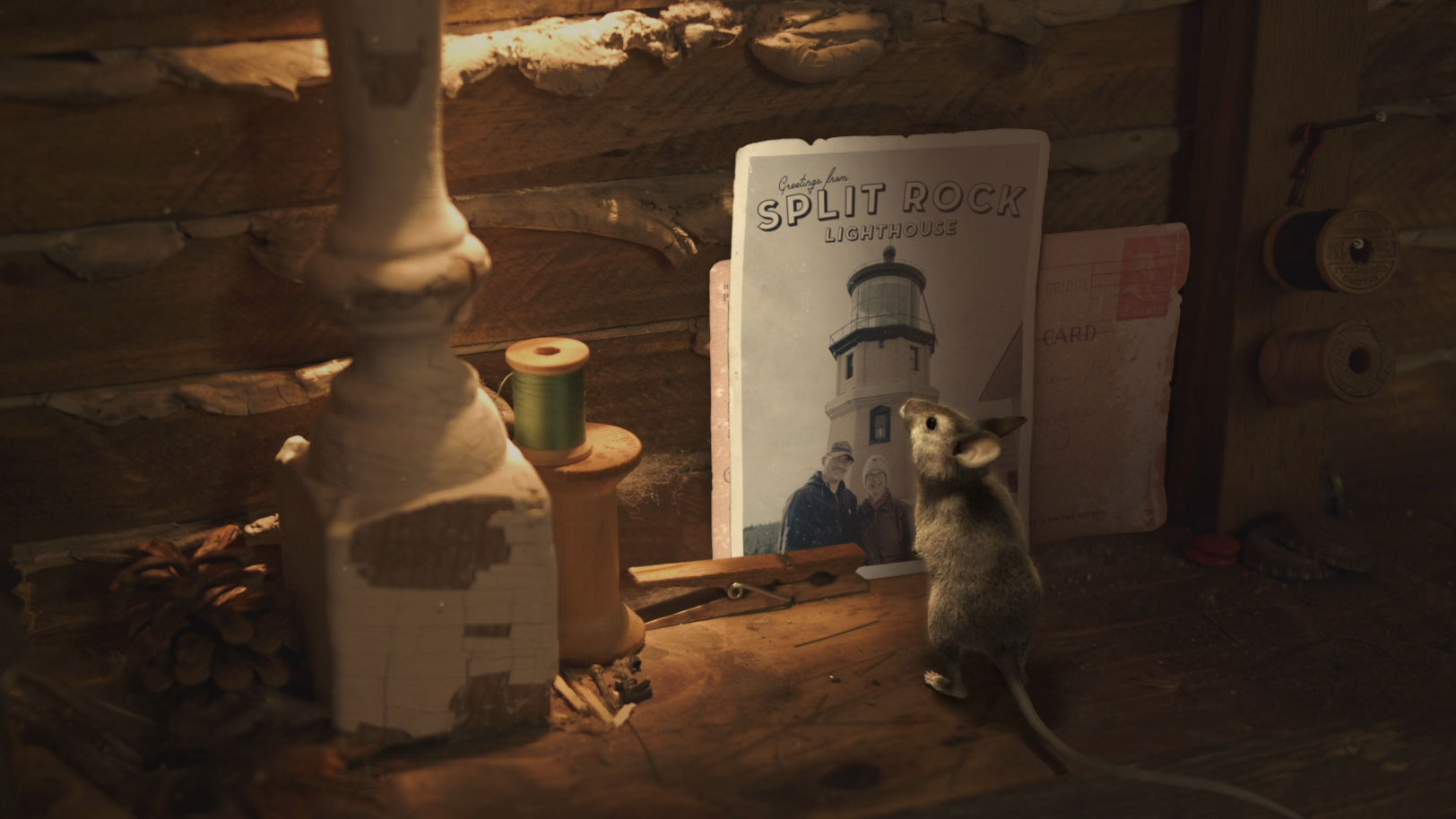 "Minnesota Lottery ""The Lighthouse Mouse"" by Gasket Studios 