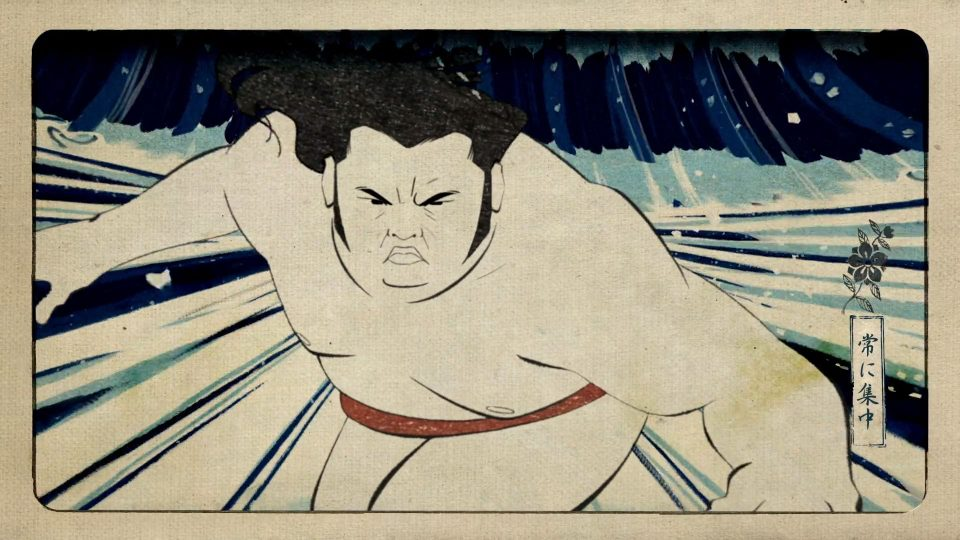 """France Television """"Sumo"""" by Geoffroy Barbet-Massin and Mikros MPC 