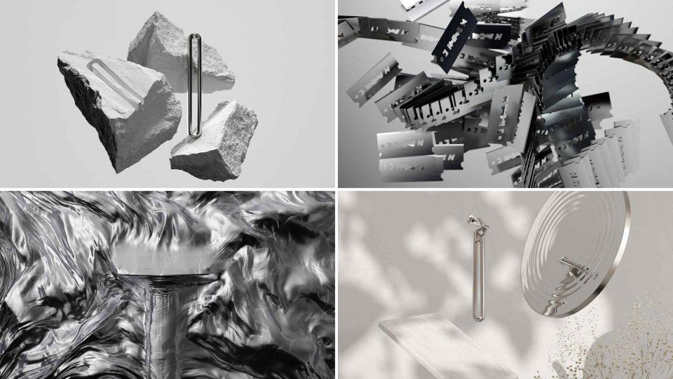 OneBlade Brand Films by PlayBack.Design | STASH MAGAZINE