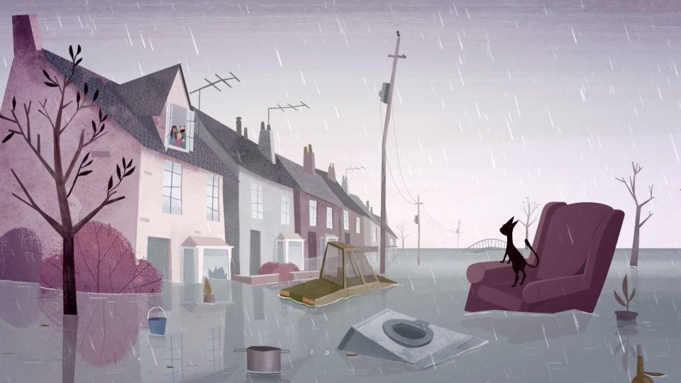 "BeFloodReady ""Missy's Tale"" by Åsa Lucander and Aardman Animations | STASH MAGAZINE"