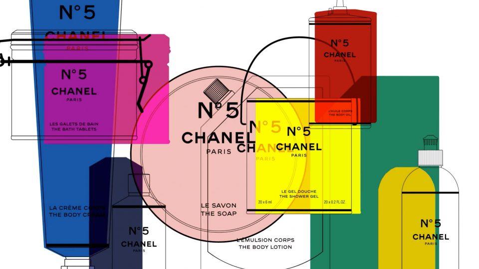 "Chanel ""N°5 Factory"" by Thomas Lagrange and Mikros | STASH MAGAZINE"