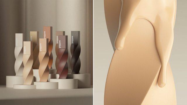 Notitled Cosmetics Spec Brand Film by offthegrid