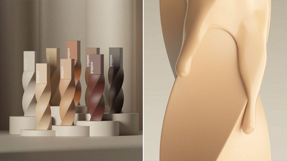 Notitled Cosmetics Spec Brand Film by offthegrid | STASH MAGAZINE