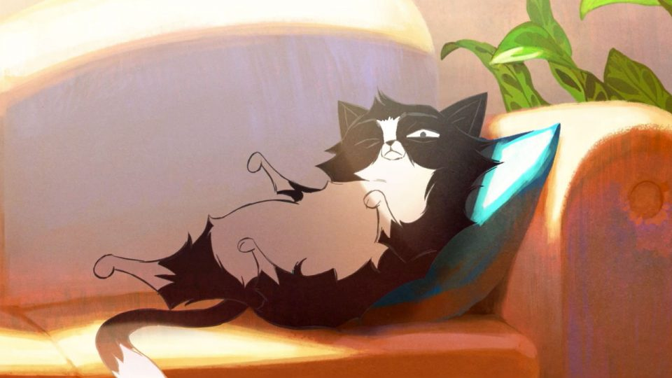 """SPA """"Very Cat Trip"""" Spot by Vincent Gibaud and Jungler 