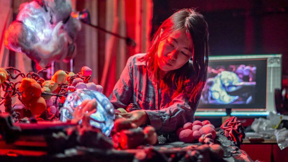 Director/animator Renee Zhan Joins Blinkink Roster   STASH MAGAZINE