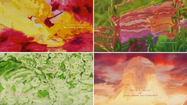 "Hulu ""Nine Perfect Strangers"" Titles by Antibody   STASH MAGAZINE"