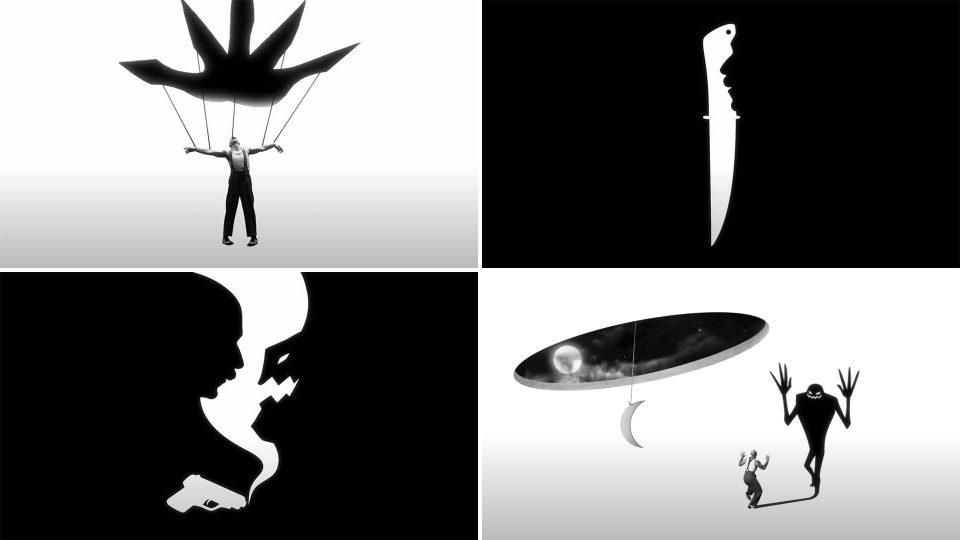 "X Ambassadors ""My Own Monster"" Music Video by Daniel Iglesias Jr. and Mathematic | STASH MAGAZINE"