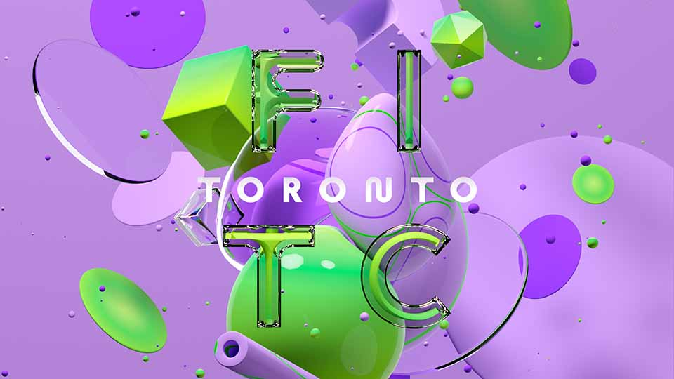 FITC Toronto 2021 Opening Titles by Laundry | STASH MAGAZINE